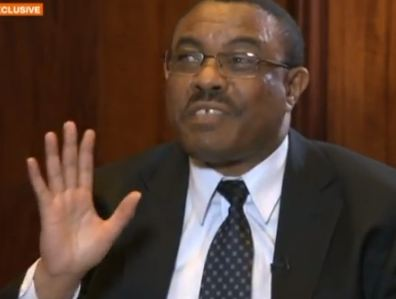 Ethiopian Prime Minister - Hailemariam Desalegne  Photo Credit - Sodere