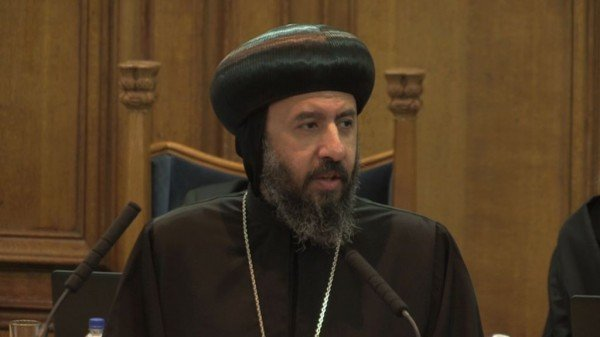His Grace Bishop Angaelos Source - http://www.pravmir.com