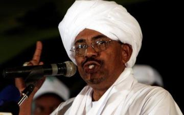Sudanese president Omer Hassan al-Bashir (AFP)