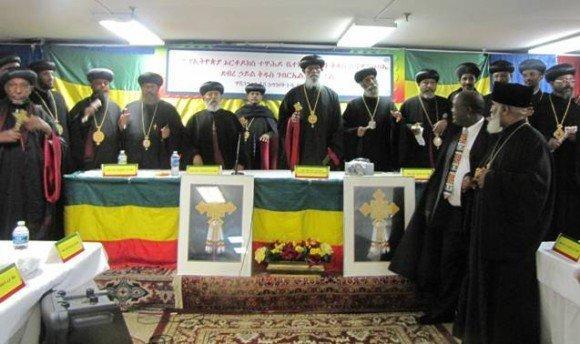 Ethiopian Church Holy Synod in exile