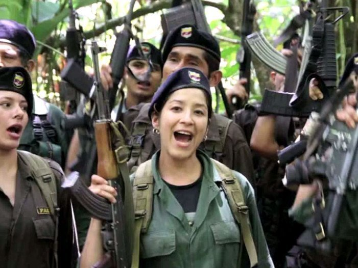6 killed in combat between Colombian army, guerrillas