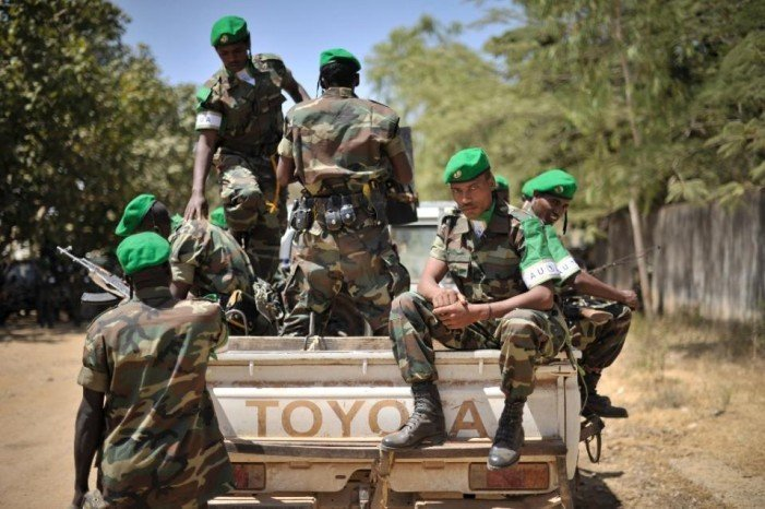 Ethiopia troops vacate Baidoa