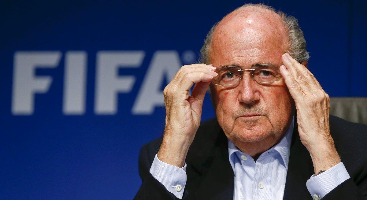 FIFA President Sepp Blatter /Businnes Insider
