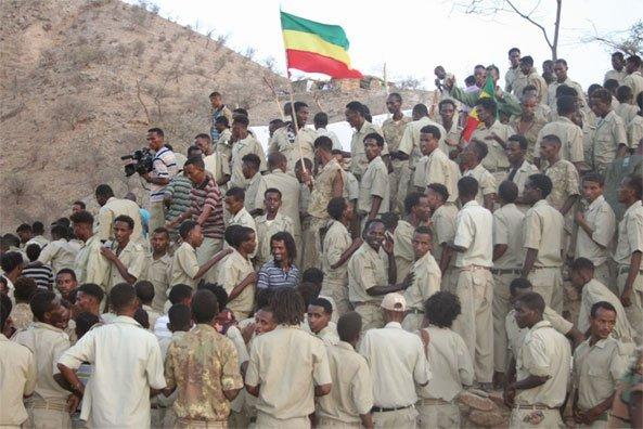 Ethiopian Rebels based in Northern Ethiopia