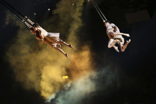 Pan Am Games opening ceremony an extravaganza