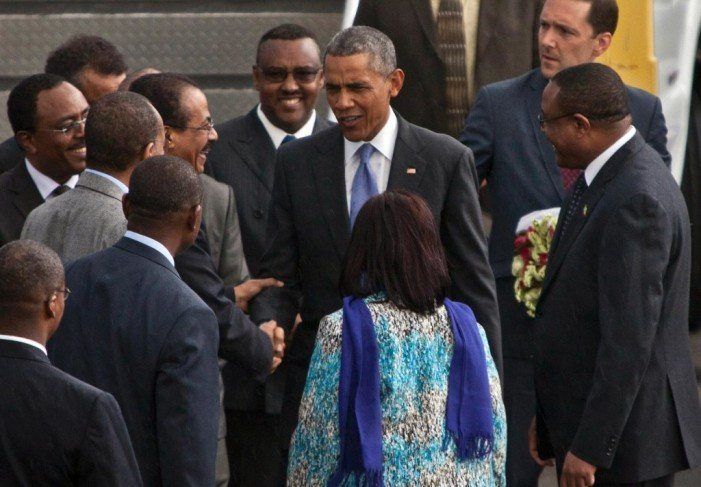 How Obama stabbed Ethiopian Liberals