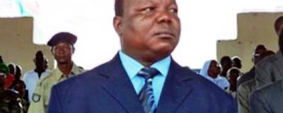 The deceased Western Equatoria state speaker, James Bage Elias (File photo)   Source - Sudan Tribune