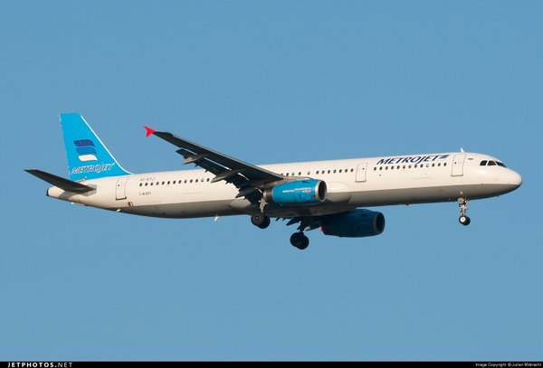 Russian Passenger Plane  crashed in Sinai Desert in Egypt with 224 people on board
