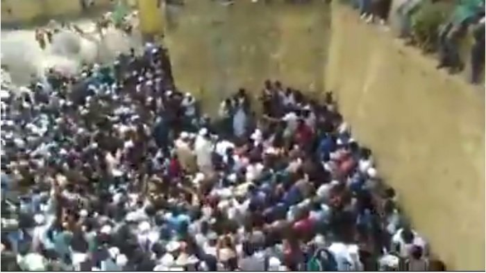 Ramadan Of Protests As Muslims Take To Streets In Addis Ababa