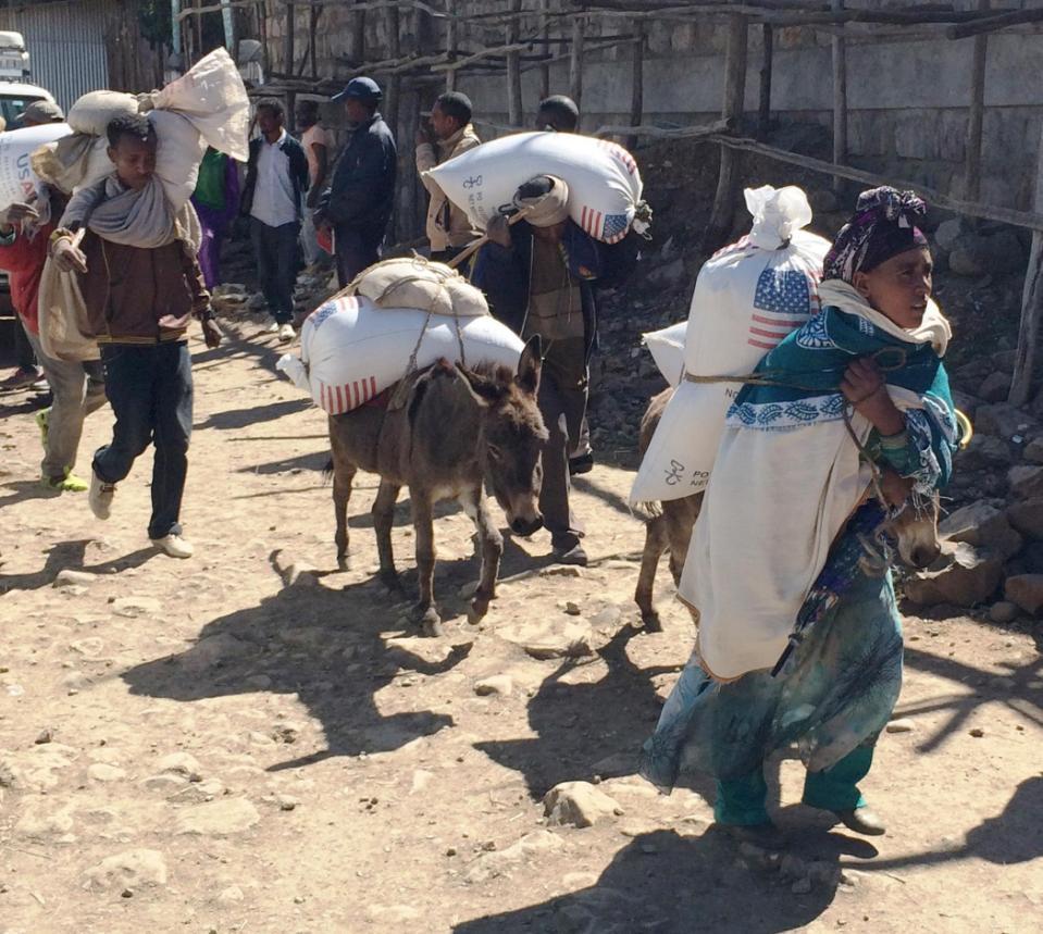 Ethiopia  US Aid