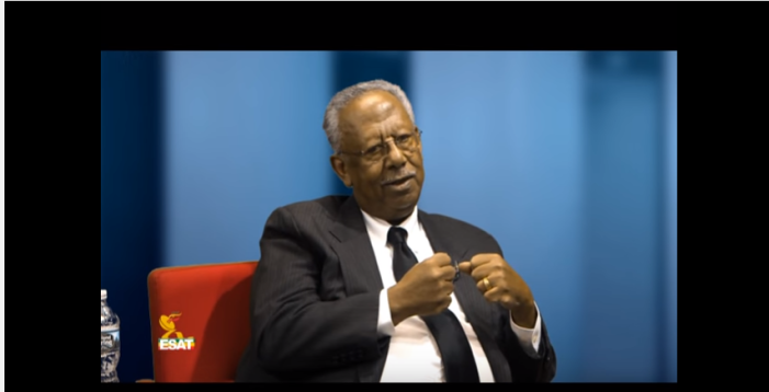 Ethiopia : Must watch interview with Kassa Kebede