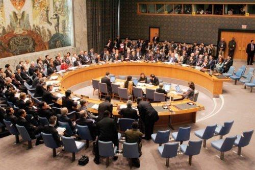 Security Council - source Centre for UN reform