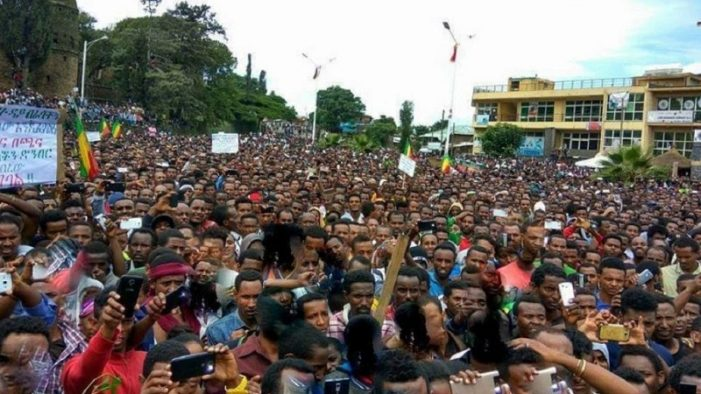 Ethiopia : Gondar, Bahir Dar strike again
