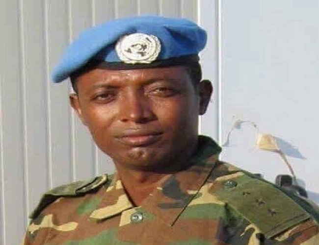 Colonel Demeke Zewdu Source ; Social Media