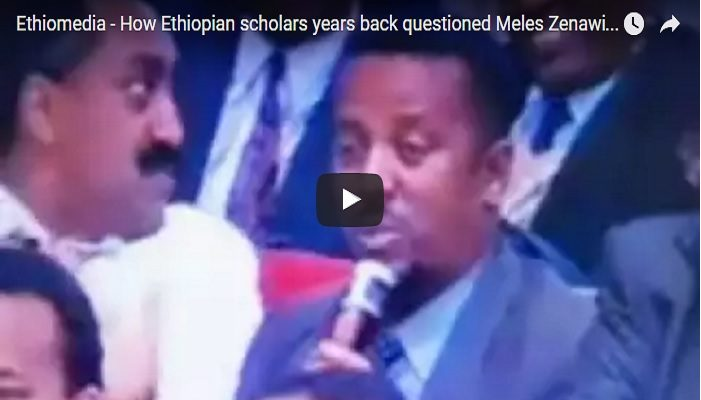 Mulugeta Gulma – Great intellectual who dashed Meles Zenawi's logic of ethnic politics passed away
