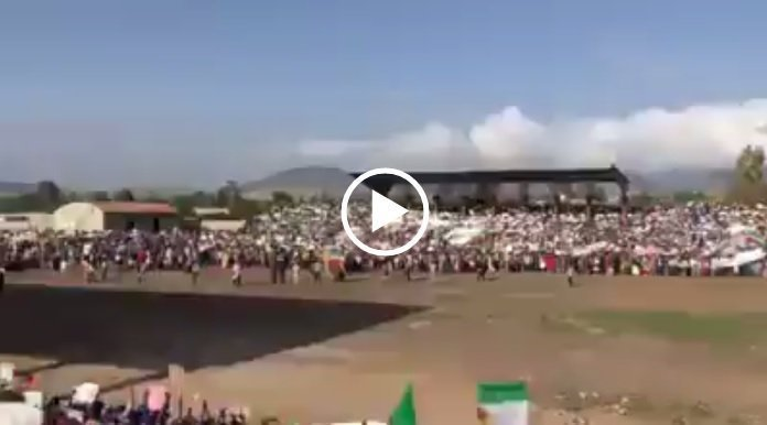 Regime in Ethiopia crafting new political ground outside of Tigray