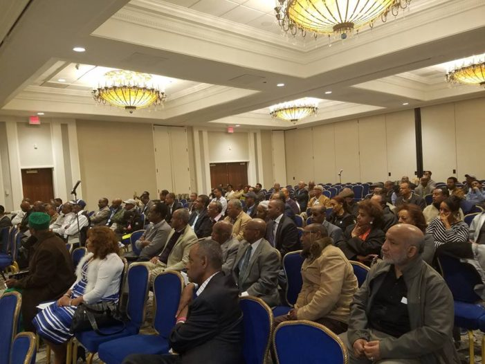 Conference on post-conflict Ethiopia underway in Washington, DC