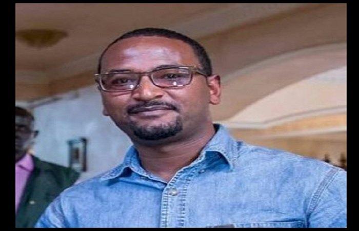 Elias Meseret Taye Photo Credit : Eritrean Press