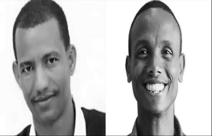 Abraha Desta and Befkadu Hailu