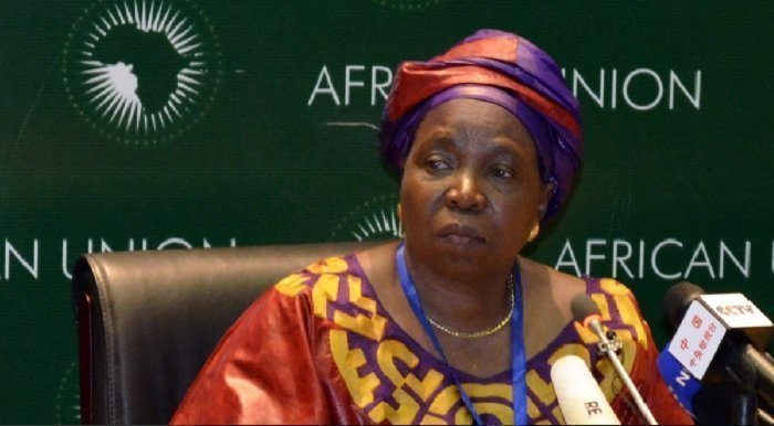 Nkosazana Dlamini-Zuma Source : Africaontherise