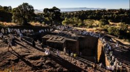 Walk with pilgrims on a journey to Lalibela, Ethiopia's New Jerusalem : CNN