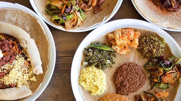 Eyo Restaurant Dishes  Source : Washingtonian