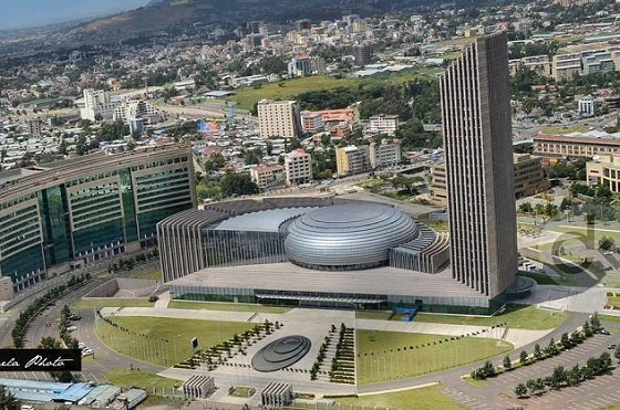 Africa Union meeting - Addis Ababa