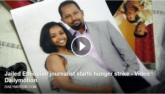 Anania Sorri : Jailed Ethiopian journalist starts hunger strike