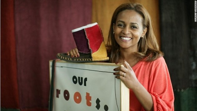 Business : Ethiopian shoe designer hopes for repeat success with coffee