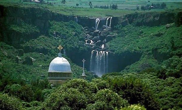 Debre Libanos monastery -
