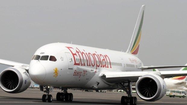 Uganda investigating Ethiopian Airlines plane runway overshot
