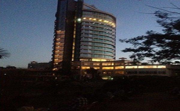 Grand Resort Hotel, Bahir Dar. Hand Grenade was thrown last year.  Source : Ethiopian Observer