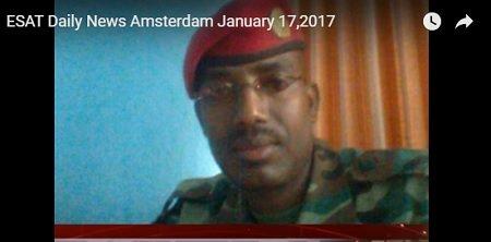 Deserted sergeant -  Hailemichael Bewuketu