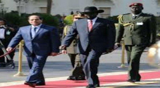 Alliance against Ethiopia ? Kirr - Sisi