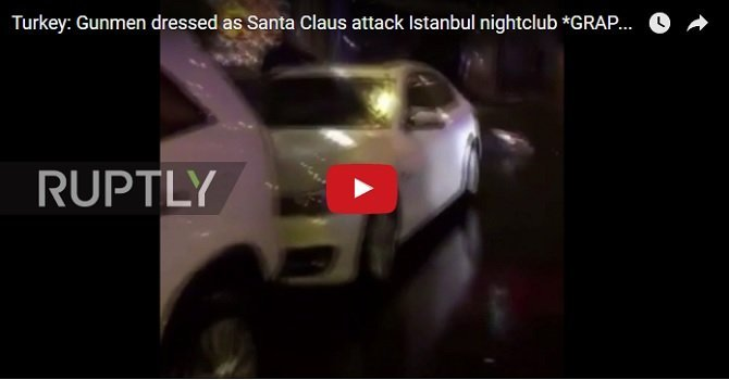 Turkey : deadly terrorist attack in Istanbul
