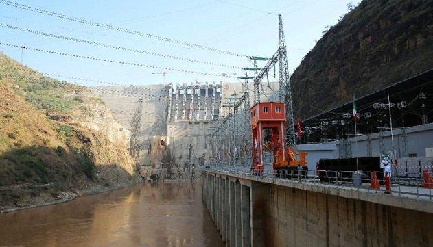 Ethiopia's Huge Gibe III - Dam