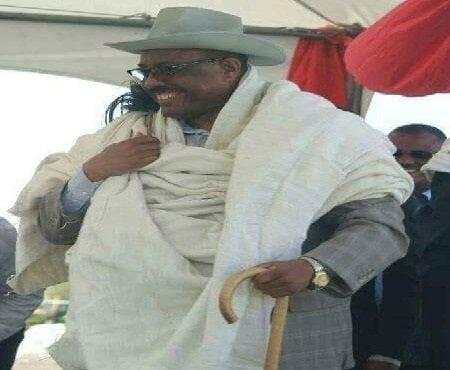 Hailemariam Desalegne in Humera