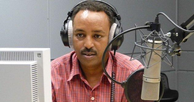 DW journalist Yohannes Gebregziabhier  -OA Amharic
