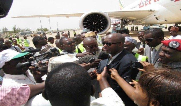 Ethiopian Airlines - Kaduna - Nigeria - Ethiopia