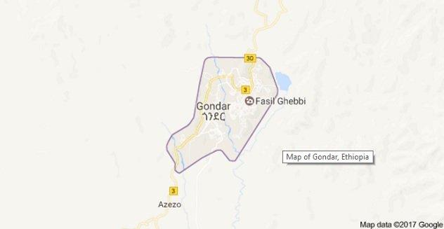 Gonder - grenade attack - Ethiopia