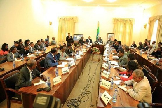 Ethiopia - Opposition party negotiation -