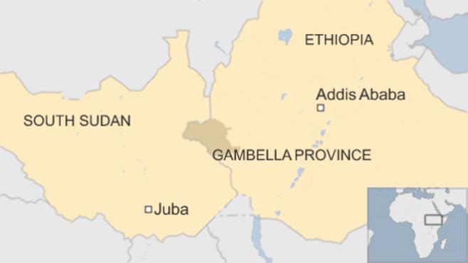 South Sudan -Gunmen - Ethiopia - Murle