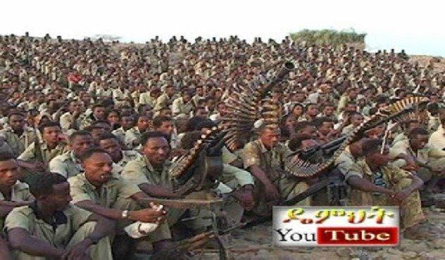 Tigray People Democratic Movement -TPDM - Ethiopia - TPLF