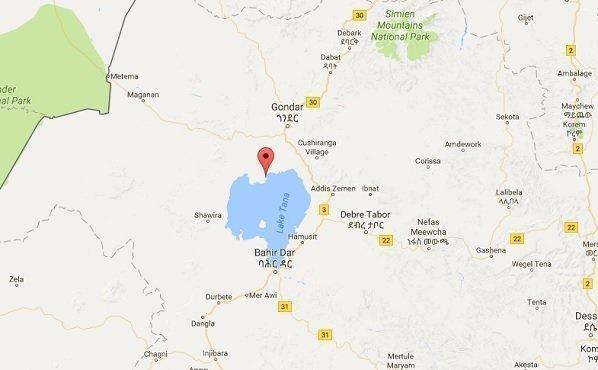 Gorgora - Gonder - Ethiopia - Chinese Construction Company