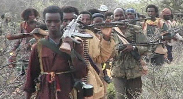 ONLF - ogaden national liberation front - Ethiopia