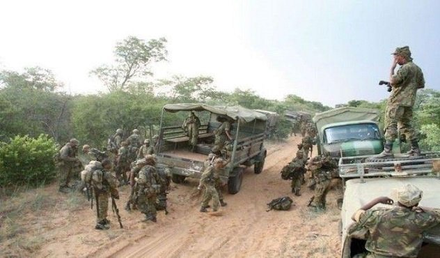 Ethiopian Troops - source Abbay Media