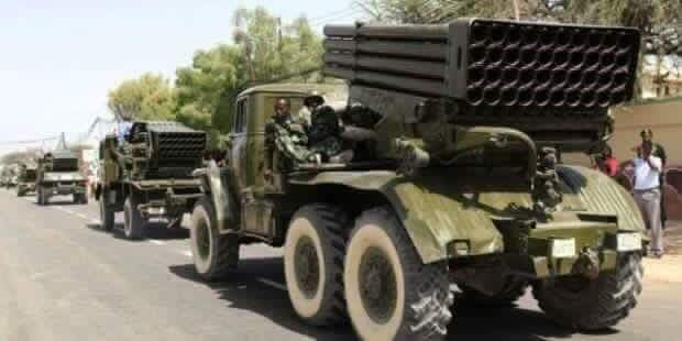 Government sending massive military reinforcement to Gondar