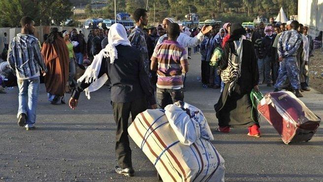 Ethiopians in Saudi Arabia