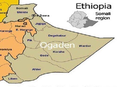 Gode -Ethiopian-Somali-army