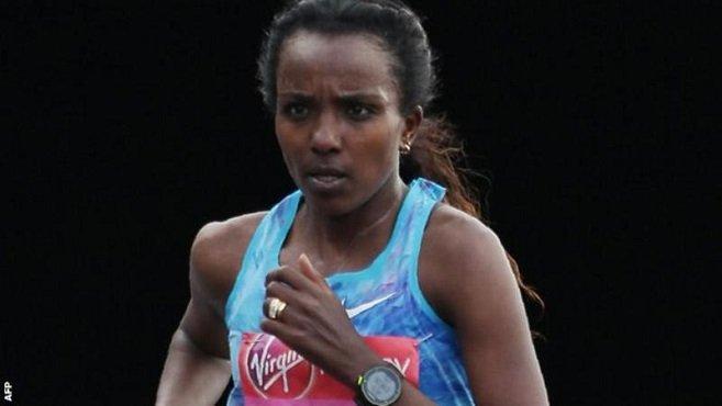 Tirunesh Dibaba Great Manchester Run